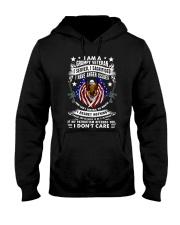 Veteran Grumpy Hooded Sweatshirt thumbnail