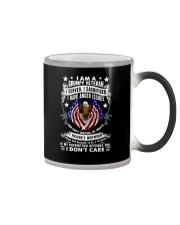 Veteran Grumpy Color Changing Mug thumbnail
