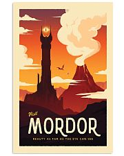 Mordor 11x17 Poster front