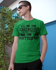 I'll Put You In The Trunk Classic T-Shirt apparel-classic-tshirt-lifestyle-17