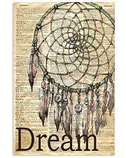 Dream Catcher 11x17 Poster front