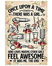 Hairdresser Loves Making Other Girl Feel Awesome 11x17 Poster front