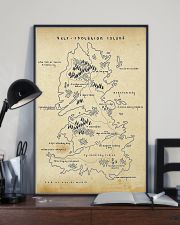 Self-Isolation Island Aged 11x17 Poster lifestyle-poster-2