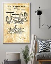 1886 Locomotive Patent 11x17 Poster lifestyle-poster-1