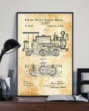 1886 Locomotive Patent 11x17 Poster lifestyle-poster-2