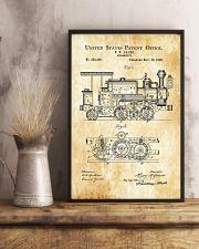 1886 Locomotive Patent 11x17 Poster lifestyle-poster-3