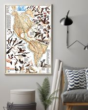 Bird Migration In The Americas 11x17 Poster lifestyle-poster-1