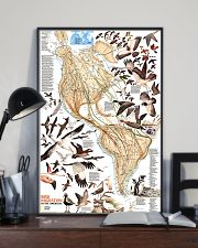 Bird Migration In The Americas 11x17 Poster lifestyle-poster-2