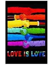 Love is Love 11x17 Poster front