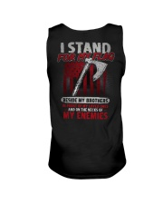 I Stand For My Flag Unisex Tank thumbnail