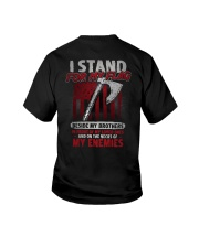 I Stand For My Flag Youth T-Shirt thumbnail
