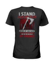 I Stand For My Flag Ladies T-Shirt thumbnail
