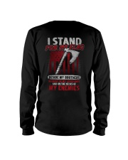 I Stand For My Flag Long Sleeve Tee thumbnail