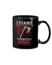 I Stand For My Flag Mug thumbnail