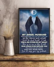 My Angel Husband 11x17 Poster lifestyle-poster-3