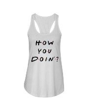 How you doin Ladies Flowy Tank thumbnail