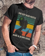 She Got Mad Hustle And A Dope Soul Classic T-Shirt lifestyle-mens-crewneck-front-4
