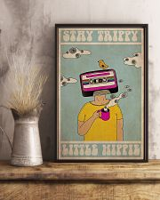 Stay Trippy 11x17 Poster lifestyle-poster-3