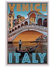 Venice Italy 11x17 Poster front