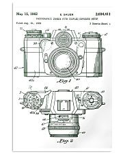 Camera Patent 11x17 Poster front