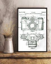 Camera Patent 11x17 Poster lifestyle-poster-3