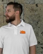 Corgi Dog Classic Polo garment-embroidery-classicpolo-lifestyle-08