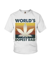 World's Dopest Dad Youth T-Shirt thumbnail