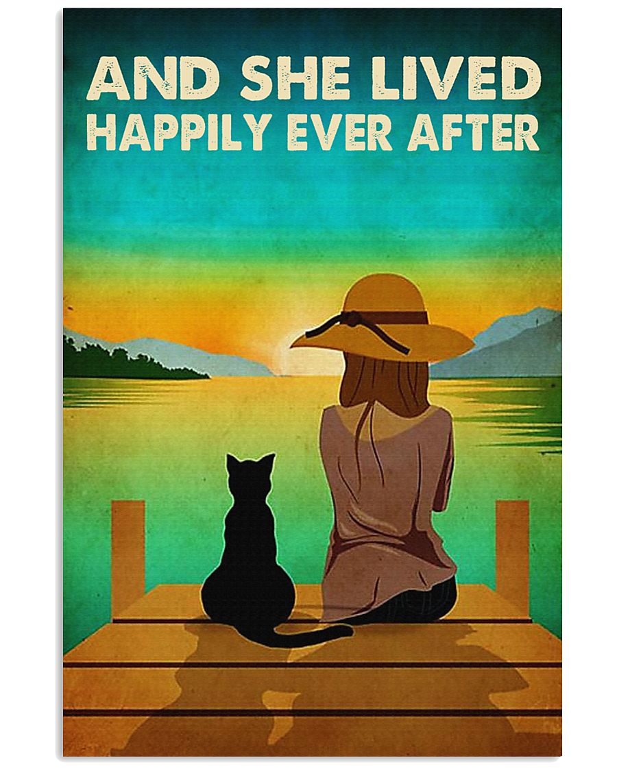 And She Lived Happily Ever After 11x17 Poster