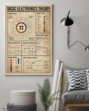Basic Electronics Theory 11x17 Poster lifestyle-poster-1