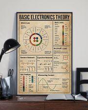 Basic Electronics Theory 11x17 Poster lifestyle-poster-2