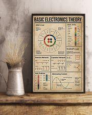 Basic Electronics Theory 11x17 Poster lifestyle-poster-3