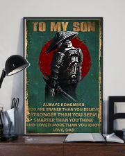 Samurai 11x17 Poster lifestyle-poster-2
