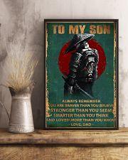 Samurai 11x17 Poster lifestyle-poster-3