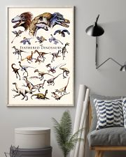 Feathered Dinosaurs II 11x17 Poster lifestyle-poster-1