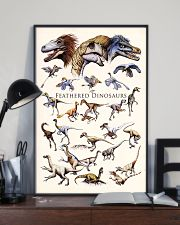 Feathered Dinosaurs II 11x17 Poster lifestyle-poster-2