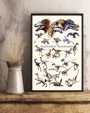 Feathered Dinosaurs II 11x17 Poster lifestyle-poster-3