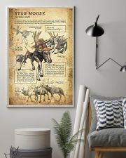 Prehistoric Animals Moose 11x17 Poster lifestyle-poster-1