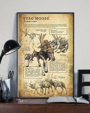 Prehistoric Animals Moose 11x17 Poster lifestyle-poster-2