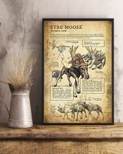 Prehistoric Animals Moose 11x17 Poster lifestyle-poster-3