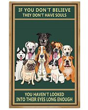 Love Dogs 11x17 Poster front