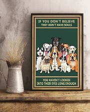 Love Dogs 11x17 Poster lifestyle-poster-3