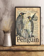 Dictionary Page Definition Penguins 11x17 Poster lifestyle-poster-3