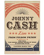 Johnny Cash 11x17 Poster front