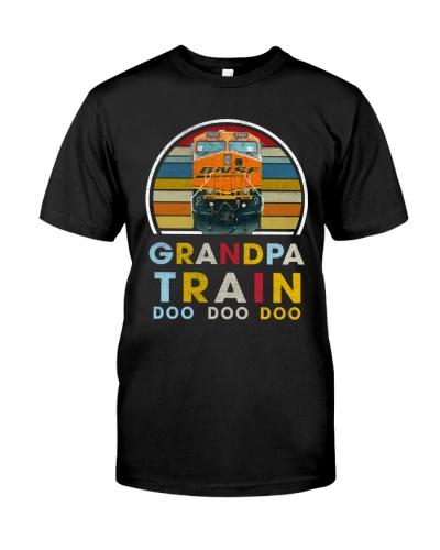 Grandpa Train