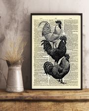 Roosters Dictionary 11x17 Poster lifestyle-poster-3