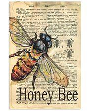 Honey Bee 11x17 Poster front