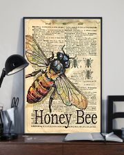 Honey Bee 11x17 Poster lifestyle-poster-2