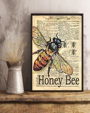 Honey Bee 11x17 Poster lifestyle-poster-3