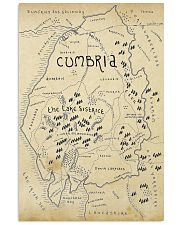 Cumbria Aged 11x17 Poster front