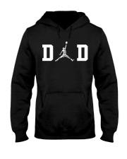 Dad and Basketball Hooded Sweatshirt thumbnail